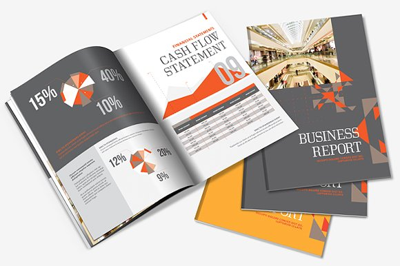 Indesignannualreporttemplate Panoro Energy - Annual report template indesign